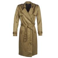 Kleidung Damen Trenchcoats Only ONLRIBA Kaki