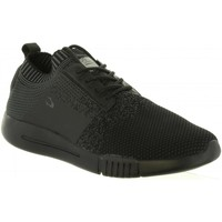 Schuhe Herren Sneaker Low John Smith ANTIL 18V Negro