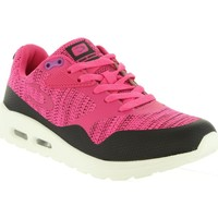 Schuhe Damen Sneaker Low John Smith RENOR W 18V Rojo