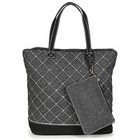 Taschen Damen Shopper / Einkaufstasche André MARGOT Grau
