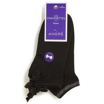 Accessoires Damen Socken & Strümpfe André BOW Schwarz