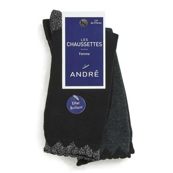 Accessoires Damen Socken & Strümpfe André COEUR Multicouleurs