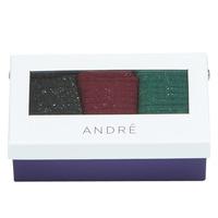 Accessoires Damen Socken & Strümpfe André DOUCEUR Multicouleurs