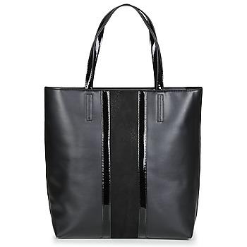 Taschen Damen Shopper / Einkaufstasche André LEA Schwarz