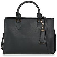 Taschen Damen Shopper / Einkaufstasche André LISE Schwarz