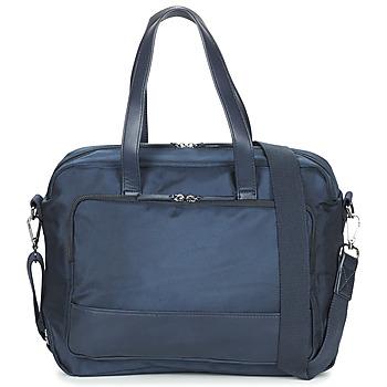 Taschen Herren Laptop-Tasche André WOLF Marine