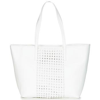 Taschen Damen Shopper / Einkaufstasche André ECLIPSE Weiss