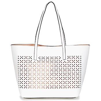 Taschen Damen Shopper / Einkaufstasche André FRIMOUSSE Weiss