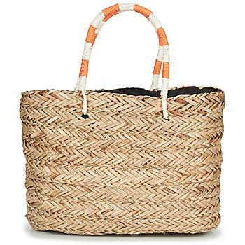 Taschen Damen Shopper / Einkaufstasche André BAHIA Beige