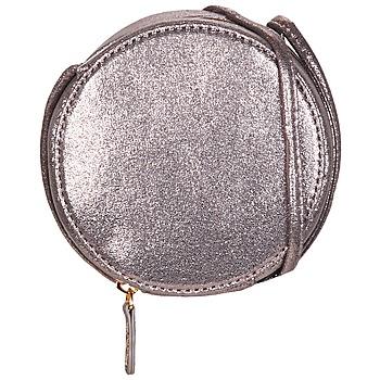 Taschen Damen Abendtasche und Clutch André AUBE Bronze