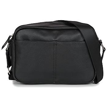 Taschen Herren Geldtasche / Handtasche André NALDO Schwarz