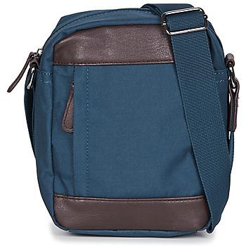 Taschen Herren Handtasche André STAN Blau