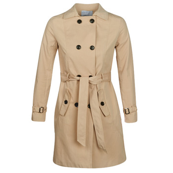 Kleidung Damen Trenchcoats Betty London JIVELU Beige