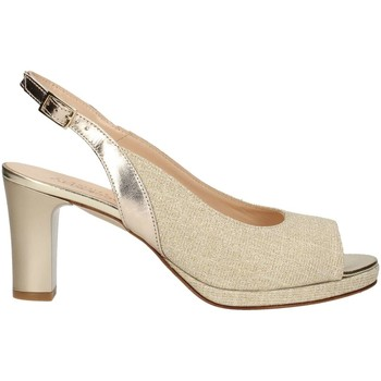 Schuhe Damen Sandalen / Sandaletten Soffice Sogno E8105 PLATINUM
