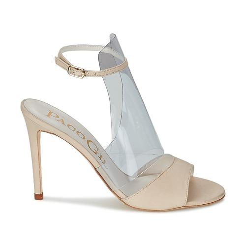 Paco Gil LUISE Naturfarben  Schuhe 101,50 Sandalen / Sandaletten Damen 101,50 Schuhe a30f77