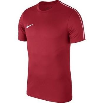 Kleidung Herren T-Shirts Nike Park 18 Rot