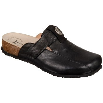 Schuhe Damen Pantoletten / Clogs Think Julia Schwarz
