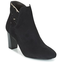 Schuhe Damen Low Boots Bocage EMMANUEL Schwarz