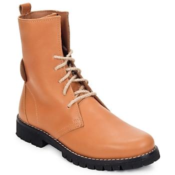 Swamp BIKE Beige - Kostenloser Versand bei Spartoode ! - Schuhe Boots Damen 99,50 €