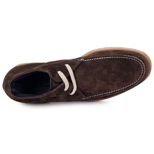 Swamp Schuhe POLACCHINO SU Braun  Schuhe Swamp Boots Damen 118,30 c854b0