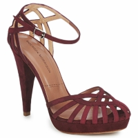Schuhe Damen Sandalen / Sandaletten Sigerson Morrison CAMOSO Rum