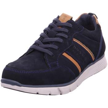 Schuhe Herren Sneaker Low Bugatti - 322-54201-1500-4100 blau