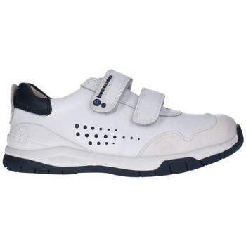 Schuhe Mädchen Sneaker Low Biomecanics 182195 Niña Azul marino bleu
