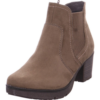 Schuhe Damen Low Boots Softline Woms Boots OLIVE
