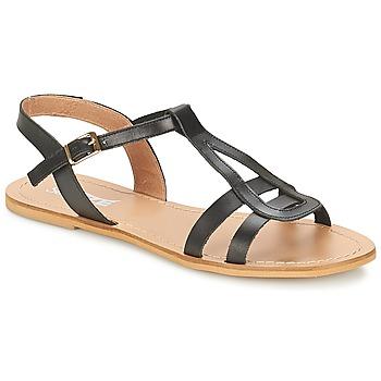 Sandalen / Sandaletten So Size DURAN Schwarz 350x350