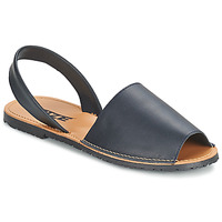 Schuhe Damen Sandalen / Sandaletten So Size LOJA Marine