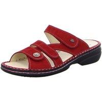 Schuhe Damen Sandalen / Sandaletten Finn Comfort Pantoletten Ventura - Sensitiv 82568 502354 rot