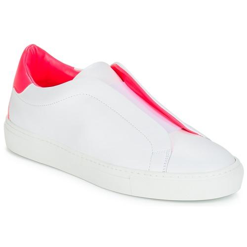 KLOM KISS Weiss / Rose  Schuhe Sneaker Low Damen 169