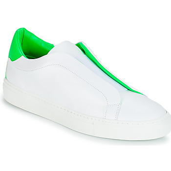 Schuhe Damen Sneaker Low KLOM KISS Weiss / Grün