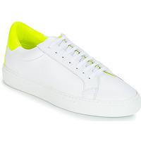 Schuhe Damen Sneaker Low KLOM KEEP Weiss / Gelb