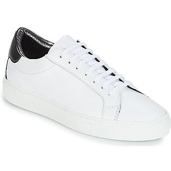 Schuhe Damen Sneaker Low KLOM KEEP Weiss / Silbern
