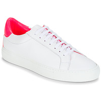 Schuhe Damen Sneaker Low KLOM KEEP Weiss / Rose