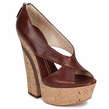 Schuhe Damen Sandalen / Sandaletten Casadei ELEANORE Castagna
