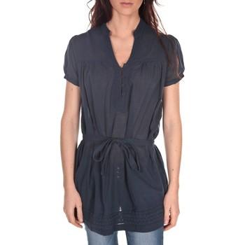 Kleidung Damen Tuniken Vision De Reve Tunique Claire 7090 Bleu-Marine Blau