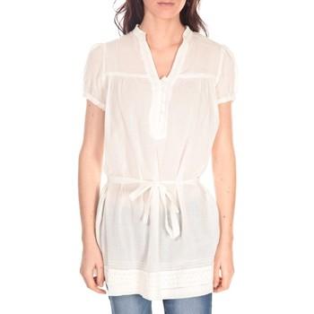 Kleidung Damen Tuniken Vision De Reve Tunique Claire 7090 Blanc Weiss