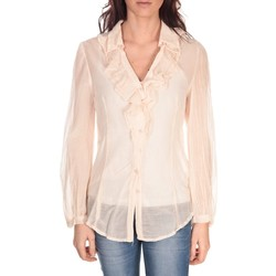 Kleidung Damen Tops / Blusen Vision De Reve Tunique Lorine 7068 Rose Rose