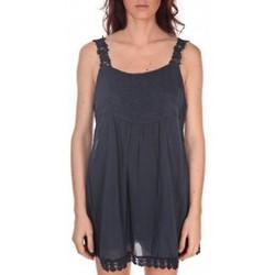 Kleidung Damen Tuniken Vision De Reve Robe Toupie 7062 Bleu-Marine Blau