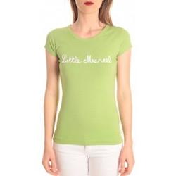 Kleidung Damen T-Shirts Little Marcel t-shirt tokyo corde vert Grün