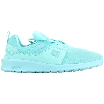 Schuhe Damen Sneaker Low DC Shoes DC Heathrow ADJS700021-MNT grün