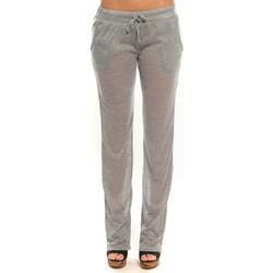 Kleidung Damen Jogginghosen By La Vitrine Pantalon  BLV02 Gris Grau