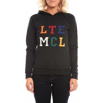 Kleidung Damen Sweatshirts Little Marcel Sweat SOFTY H13IBF175 Noir Schwarz