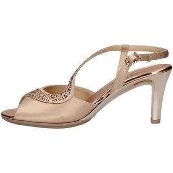 Schuhe Damen Sandalen / Sandaletten Repo 45290 Pink