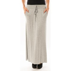 Kleidung Damen Röcke Sweet Company Jupe simple à poche Gris clair Grau