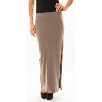 Kleidung Damen Röcke Sweet Company Jupe Fashion Beige Beige