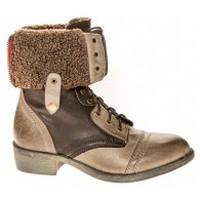 Schuhe Damen Low Boots Cassis Côte d'Azur Bottines Arabella Taupe Braun