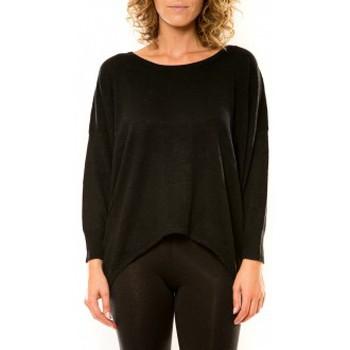 Kleidung Damen Pullover Vision De Reve Vision de Rêve Pull 12011 Noir Schwarz